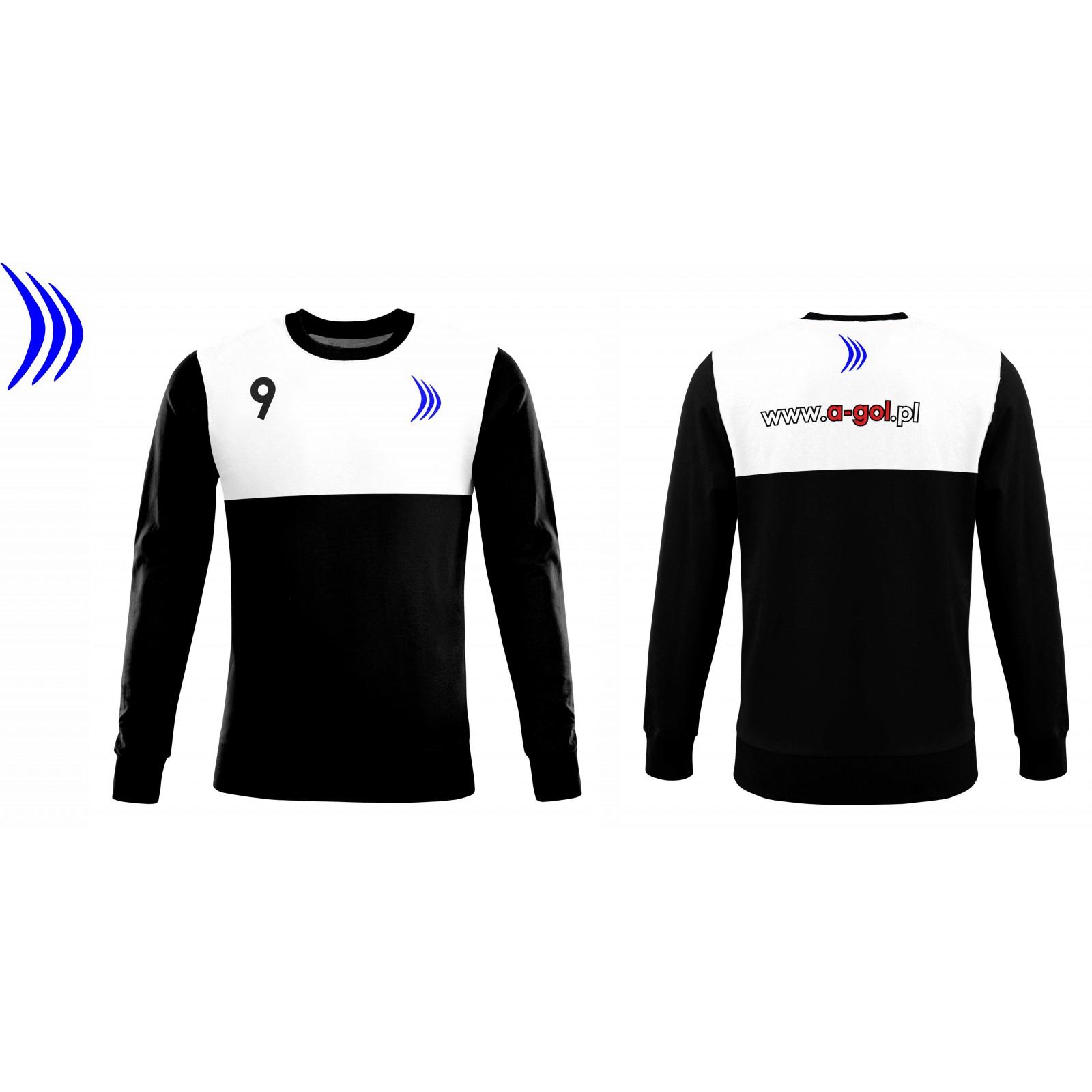 Koszulka sportowa z nadrukiem - wzór 40 CHORWACJA kolor siwy