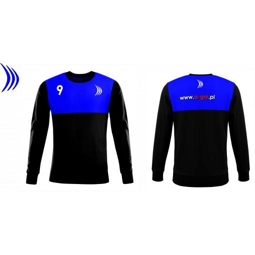 Koszulka sportowa z nadrukiem - wzór 41 WISŁA kolor fiolet